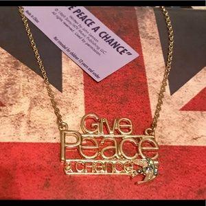 Jewelry - The Beatles John Lennon Necklace